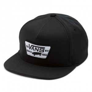 full patch snapback vn000u8g9rj blk