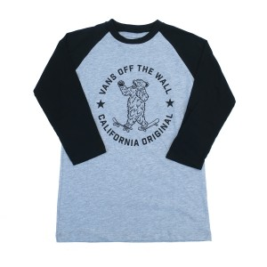 daffy grizz raglan boys vn0a36odatj ath